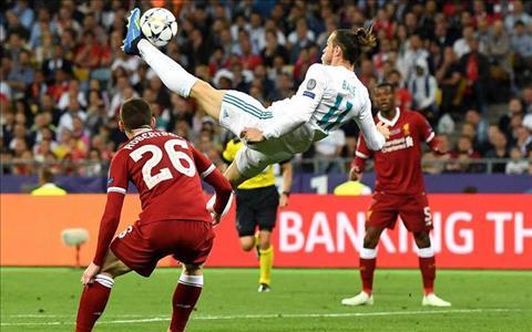 Gareth Bale phát biểu sau chung kết Champions League hình ảnh