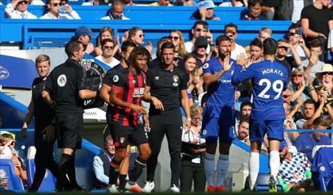 HLV Sarri của Chelsea không biết chọn ai giữa Giroud vs Morata hình ảnh