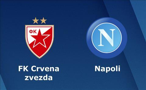 Nhận định Crvena Zvezda vs Napoli 2h00 ngày 199 Champions League hình ảnh