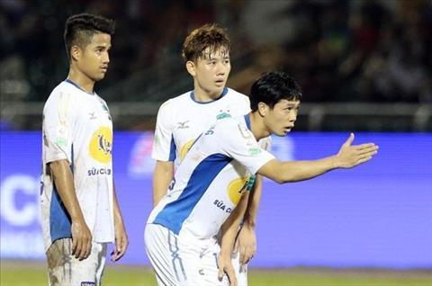 HAGL vs Hà Nội FC Khi đại chiến mất sức nóng hình ảnh