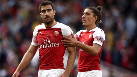Góc nhìn Hàng thủ Arsenal đang làm khổ HLV Unai Emery hình ảnh