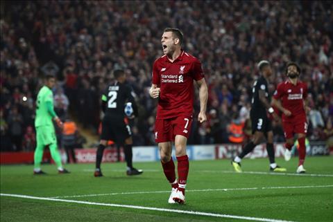 Điểm nhấn Liverpool vs PSG bảng C Champions League 201819 hình ảnh