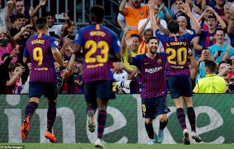 Dư âm Barca 4-0 PSV Chiến thắng, siêu phẩm và sự vĩ đại hình ảnh