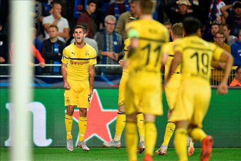 Kết quả trận đấu Club Brugge vs Dortmund 0-1 Champions League hình ảnh