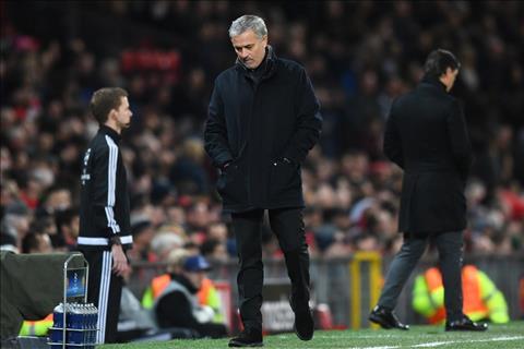 Mourinho o tran Sevilla vs M.U