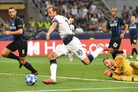 Thấy gì sau màn lội ngược dòng quả cảm của Inter trước Tottenham hình ảnh 2
