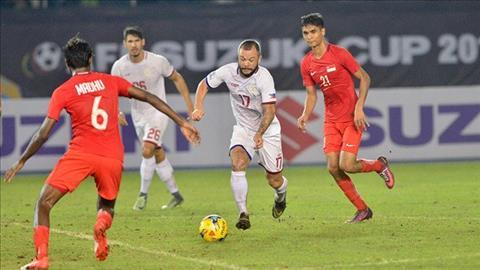Cầu thủ Philippines tuyên bố vô địch AFF Cup 2018 hình ảnh