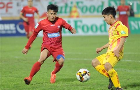Hai Phong vs Nam Dinh