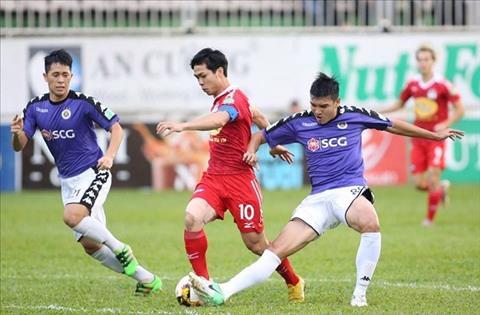 Dư âm HAGL 3-5 Hà Nội FC Khi công chẳng thể bù cho thủ hình ảnh