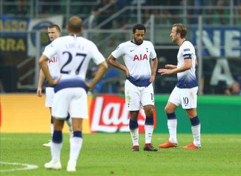 Những thống kê ấn tượng sau màn ngược dòng của Inter trước Spurs hình ảnh