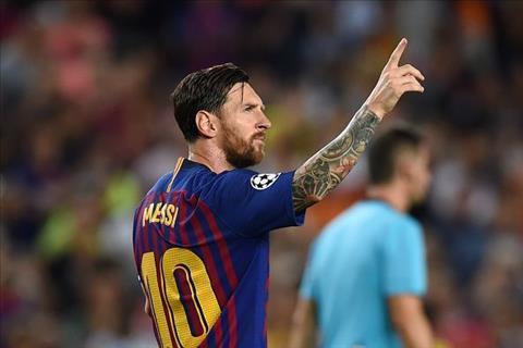 Messi lập kỷ lục ghi bàn với cú hattrick vào lưới PSV