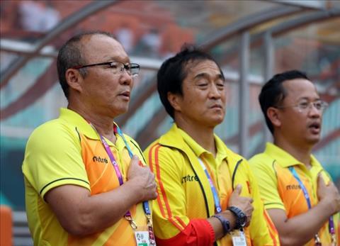 HLV Park Hang Seo bất ngờ chỉ ra điểm yếu của bóng đá Việt Nam hình ảnh