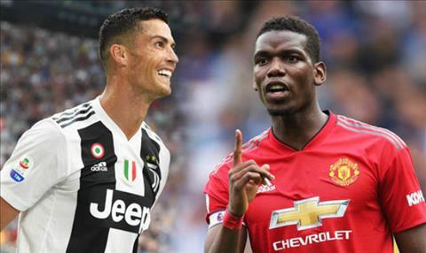 Tiền vệ Pogba sẽ chia tay MU để trở về Juventus hình ảnh