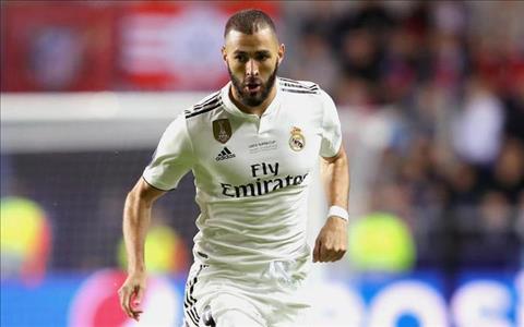 Karim Benzema phát biểu về Real Madrid và Champions League hình ảnh