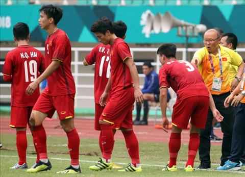 Olympic Việt Nam đứng thứ 4 ASIAD Bàn đạp để hướng tới AFF Cup 2 hình ảnh