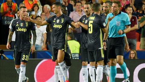 Sếp Juventus truy tìm gặp trọng tài đuổi Ronaldo hình ảnh