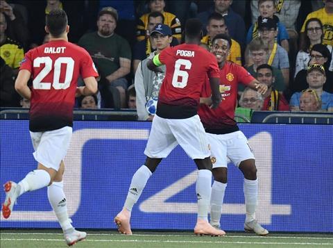 5 điểm sáng tối rút ra từ màn ra quân suôn sẻ của Man Utd hình ảnh 2