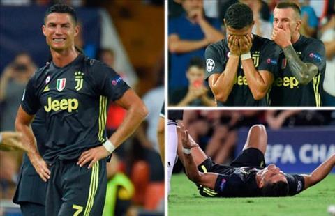Juventus vượt qua Valencia Giá trị của sức mạnh tập thể hình ảnh
