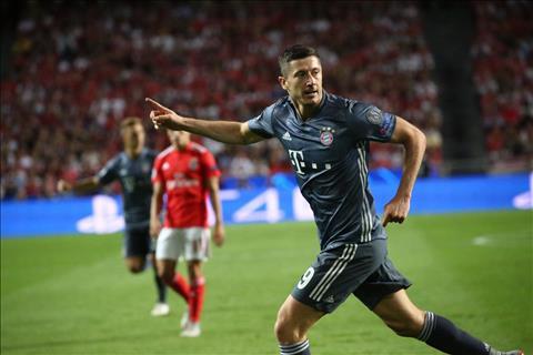 Kết quả Benfica vs Bayern Munich 0-2 bảng E Champions League 2018 hình ảnh