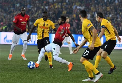 Kết quả Young Boys vs Man Utd UEFA Champions League hôm nay 299 hình ảnh