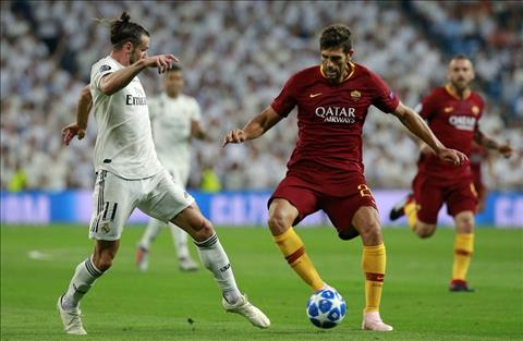 Real vs Roma Bale di bong