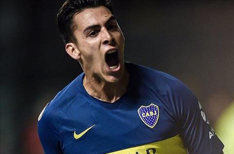 Arsenal muốn mua Cristian Pavon của Boca Juniors hình ảnh
