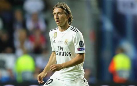 Eusebio Di Francesco phát biểu về Luka Modric hình ảnh