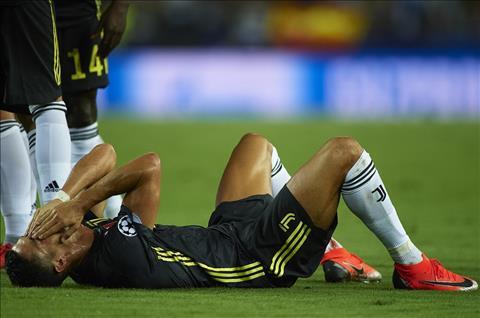 Marcello Lippi phát biểu về Cristiano Ronaldo hình ảnh