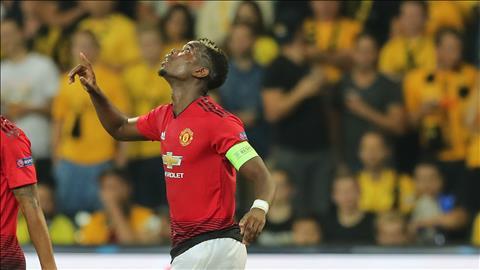 Vùi dập Young Boys, Mourinho ca ngợi đẳng cấp của Paul Pogba hình ảnh