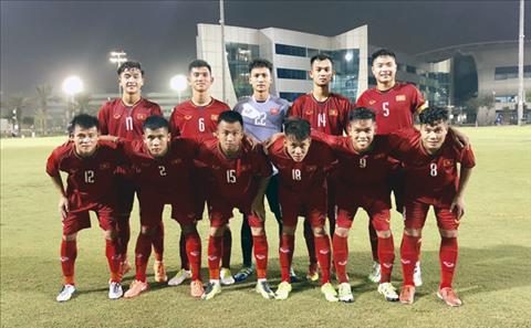ĐT U19 Việt Nam suýt tạo cú sốc trước Uruguay ở giải tứ hùng hình ảnh