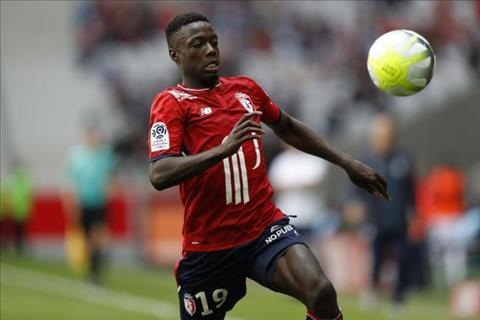 Bayern Munich muốn mua Nicolas Pepe của Lille hình ảnh