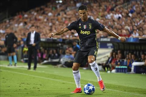 Ronaldo di bong