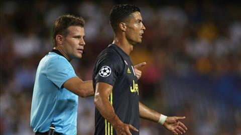 Liệu Juventus có thể chạy án cho vụ Ronaldo nhận thẻ đỏ hình ảnh