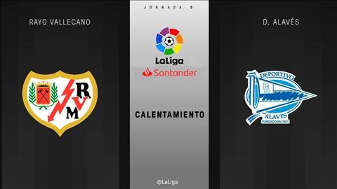Nhận định Vallecano vs Alaves 18h00 ngày 229 La Liga 201819 hình ảnh