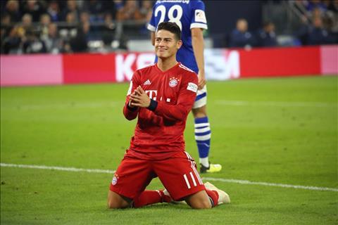Kết quả trận đấu Schalke vs Bayern Munich 0-2 Bundesliga 201819 hình ảnh