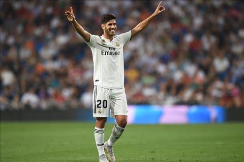 Asensio quyết ở lại Real Madrid, kế thừa vị trí của Ronaldo hình ảnh