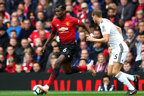M.U vs Wolves Pogba