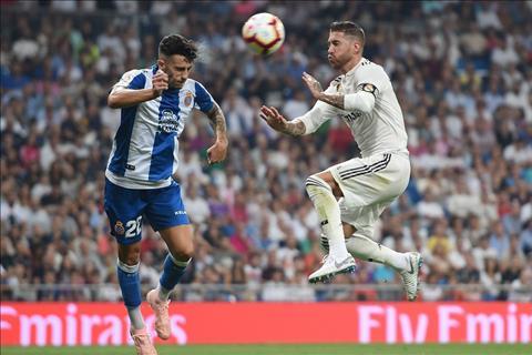 Real vs Espanyol Ramos