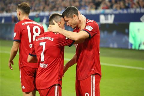 Clip bàn thắng Schalke vs Bayern Munich 0-2 Bundesliga 201819 hình ảnh