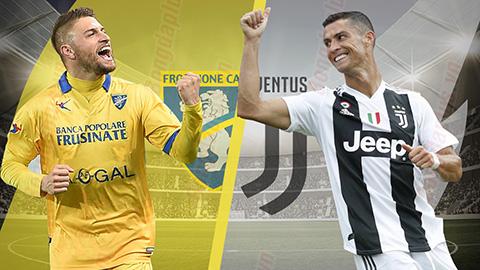 Nhận định Frosinone vs Juventus 01h30 ngày 249 Serie A 201819 hình ảnh
