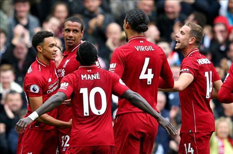Liverpool thang 3-0 Southampton