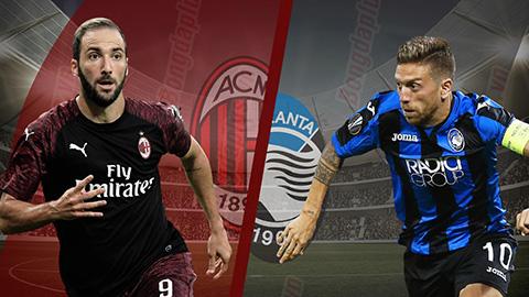 Nhận định AC Milan vs Atalanta 23h00 ngày 239 Serie A 201819 hình ảnh