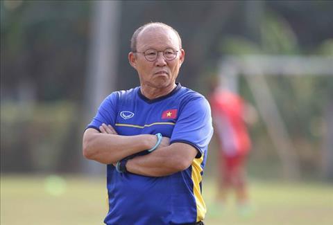 HLV Park Hang Seo nói tới ngày chia tay bóng đá Việt Nam hình ảnh