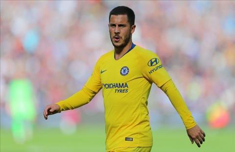 HLV Sarri noi ve man trinh dien cua Hazard truoc West Ham