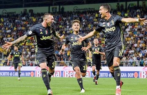 Max Allegri phát biểu về Cristiano Ronaldo hình ảnh