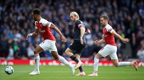 Ramsey co 2 kien tao truoc Everton
