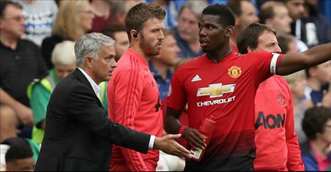 Redknapp khuyên MU tống tiễn cả Mourinho lẫn Pogba hình ảnh