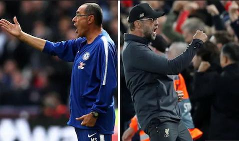 Klopp nói về Sarri trước trận Liverpool vs Chelsea hình ảnh
