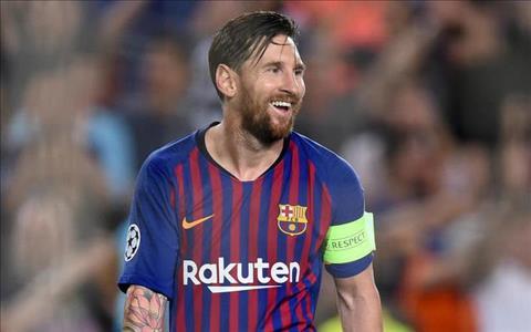 Samuel Etoo phát biểu về Lionel Messi hình ảnh