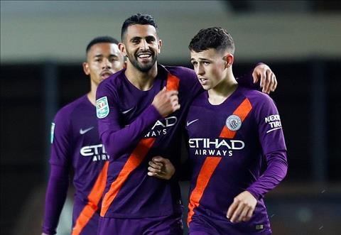 Kết quả trận đấu Oxford vs Man City 0-3 cúp liên đoàn anh 201819 hình ảnh